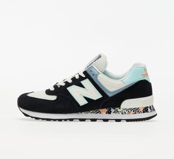 Дамски кецове и обувки New Balance 574 Black/ Cream White 107206_6