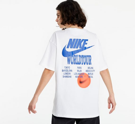 Тениски Nike Sportswear T-Shirt White 113725_S