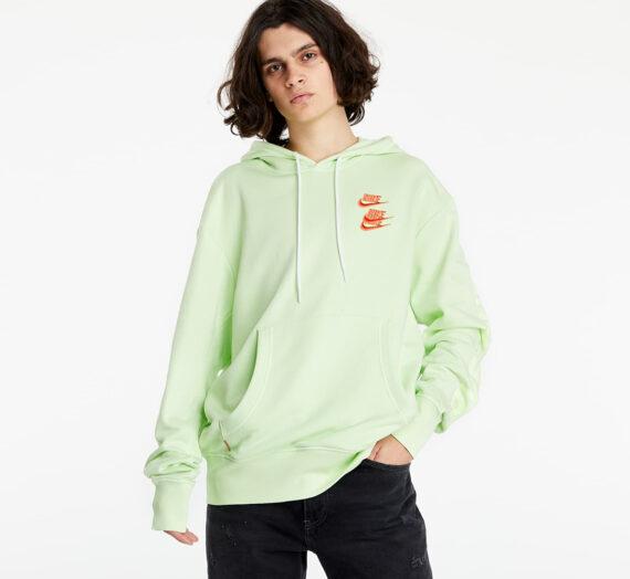 Суичъри и пуловери Nike Sportswear Pullover French Terry Hoodie Lt Liquid Lime 113734_S