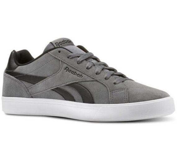 Reebok ROYAL COMPLETE 2LS сив 10 – Мъжки обувки за свободно време 1299468