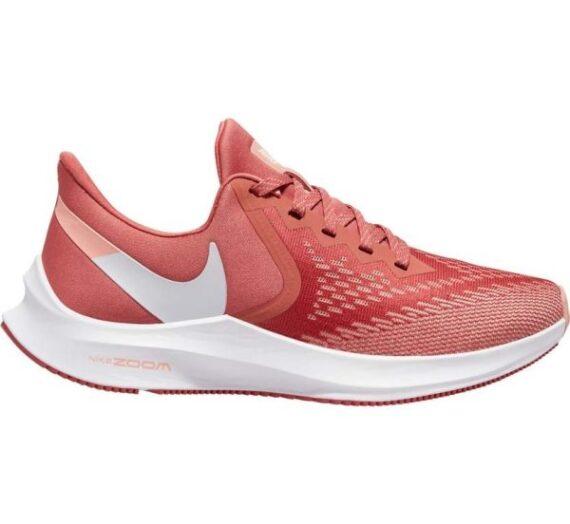 Nike ZOOM WINFLO 6 W червен 6.5 – Дамски обувки за бягане 1557298