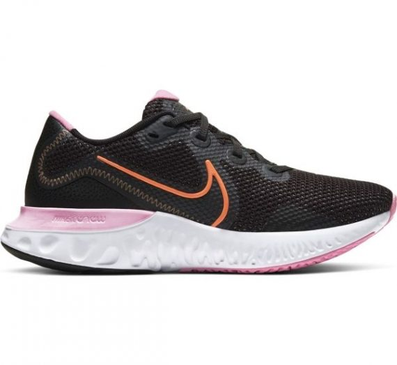 Nike RENEW RUN черно 8 – Дамски обувки за бягане 1656254