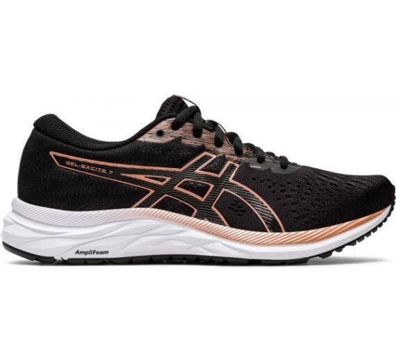 Asics GEL-EXCITE 7 W черен 6.5 – Дамски обувки за бягане 1660520