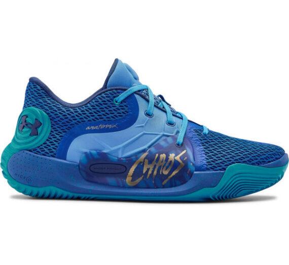 Under Armour SPAWN 2 синьо 10 – Мъжки баскетболни обувки 1713183