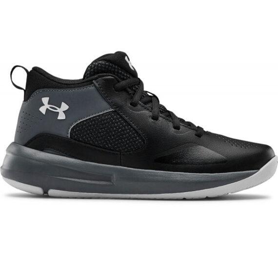 Under Armour GS LOCKDOWN 5  4.5 – Детски баскетболни обувки 1834609