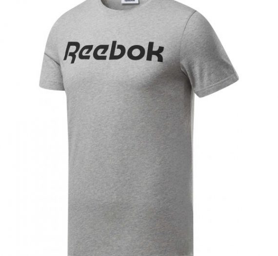 Reebok GRAPHIC SERIES REEBOK LINEAR READ TEE  M – Мъжка тениска 1845325