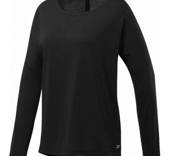 Reebok WOR SUPREMIUM LONG SLEEVE  S – Дамска блуза 1845415