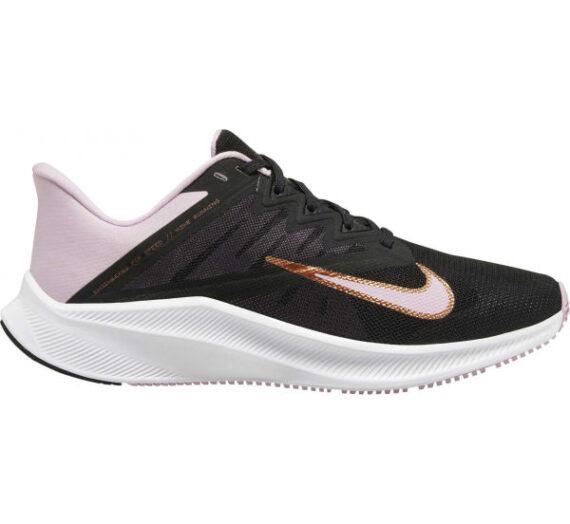 Nike QUEST 3 черно 7.5 – Дамски обувки за бягане 1874879