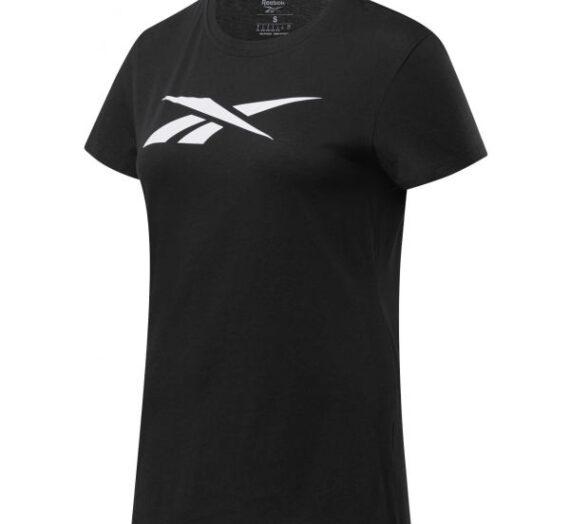 Reebok TRAINING ESSENTIALS VECTOR GRAPHIC TEE  L – Дамска тениска 1981819