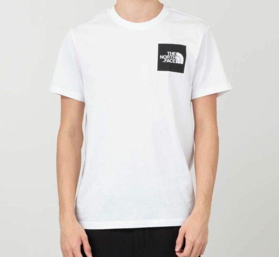 Мъжки дрехи The North Face Shortsleeve Tee Tnf White 19879_M