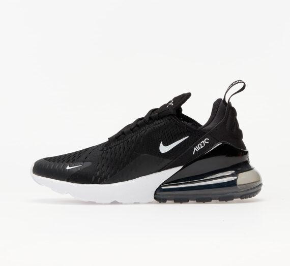 Дамски кецове и обувки Nike W Air Max 270 Black/ Anthracite-White 27492_9_5