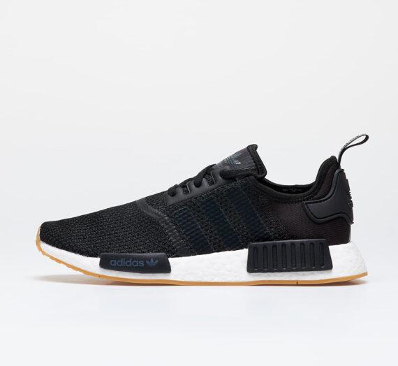 Мъжки кецове и обувки adidas NMD_R1 Core Black/ Core Black/ Gum 3 29610_8