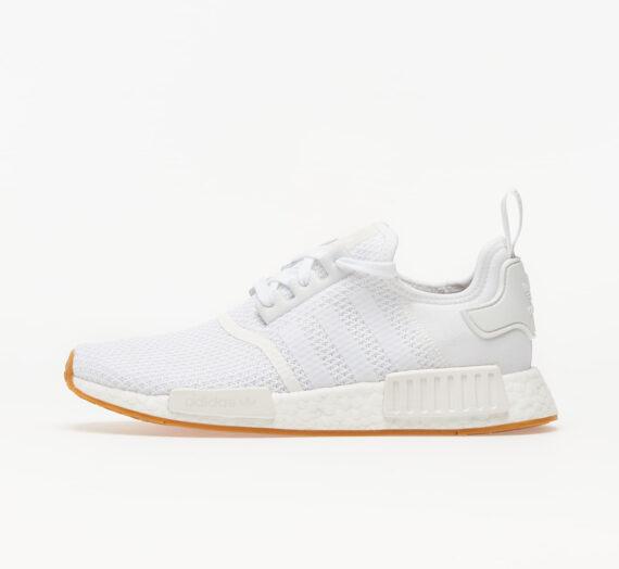 Мъжки кецове и обувки adidas NMD_R1 Ftw White/ Ftw White/ Gum 3 29614_5_5