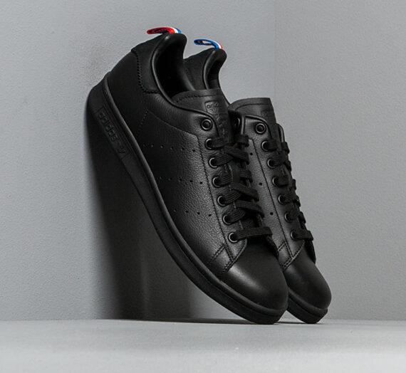 Мъжки кецове и обувки adidas Stan Smith Core Black/ Ftw White/ Scarlet 39942_4