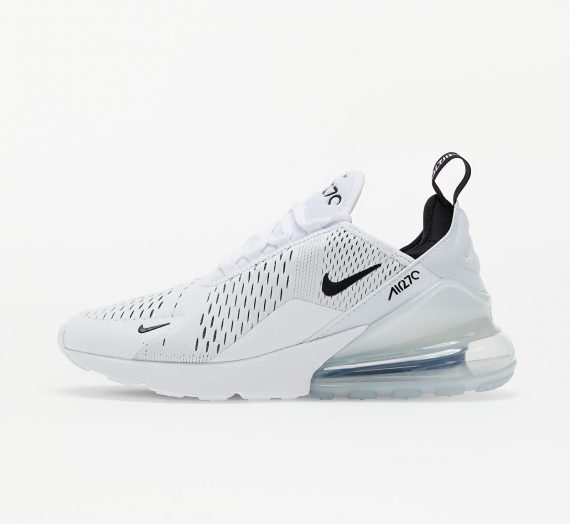 Дамски кецове и обувки Nike W Air Max 270 White/ Black-White 43701_6_5