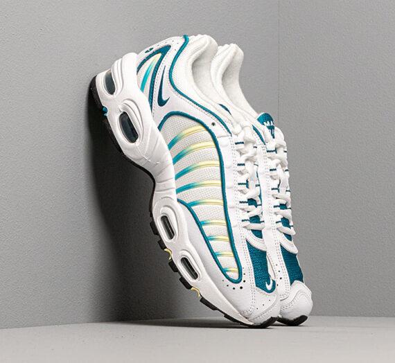 Дамски кецове и обувки Nike W Air Max Tailwind IV White/ Green Abyss-Electric Green 43817_5_5