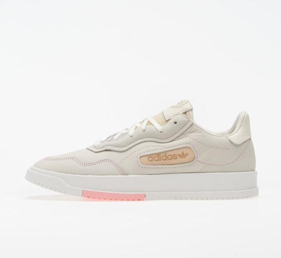 Дамски кецове и обувки adidas SC Premiere W Off White/ Linen/ Glow Pink 48285_5