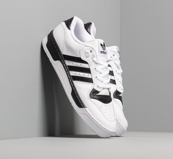 Мъжки кецове и обувки adidas Rivalry Low Ftw White/ Ftw White/ Core Black 48460_8