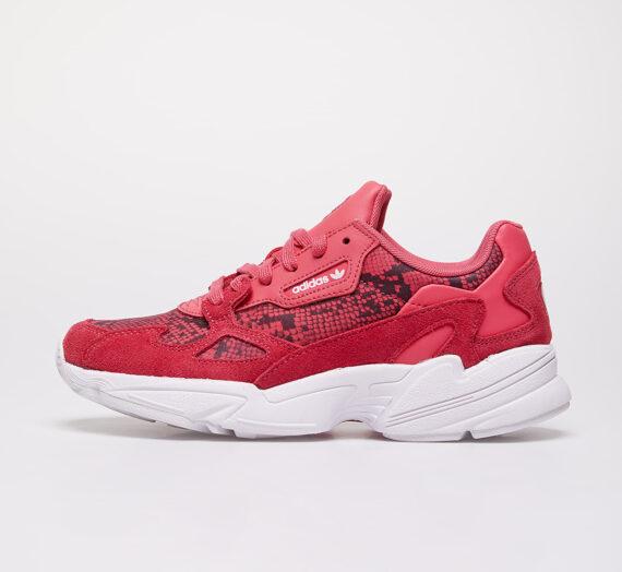 Дамски кецове и обувки adidas Falcon W Craft Pink/ Craft Pink/ Ftw White 48609_5