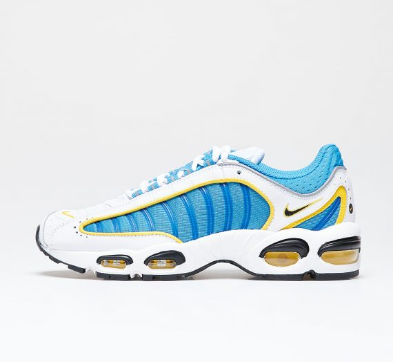 Мъжки кецове и обувки Nike Air Max Tailwind IV White/ Lt Photo Blue-Speed Yellow-White 49731_9_5