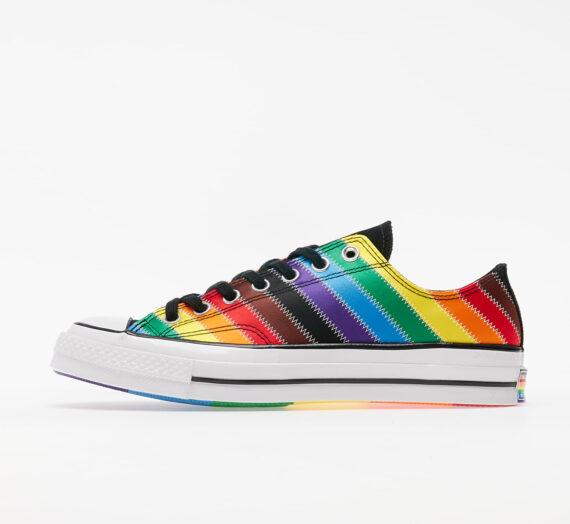 Мъжки кецове и обувки Converse Chuck 70 White/ Black 50152_4_5