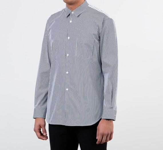 Ризи Comme des Garçons SHIRT Shirt Blue 50303_M