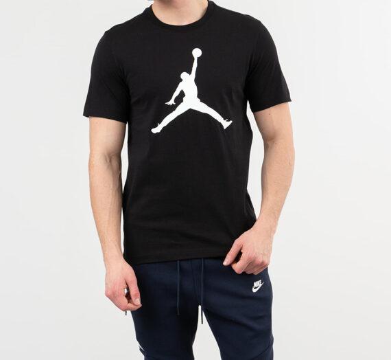 Тениски Jordan Jumpman Crewneck Black/ White 50376_M