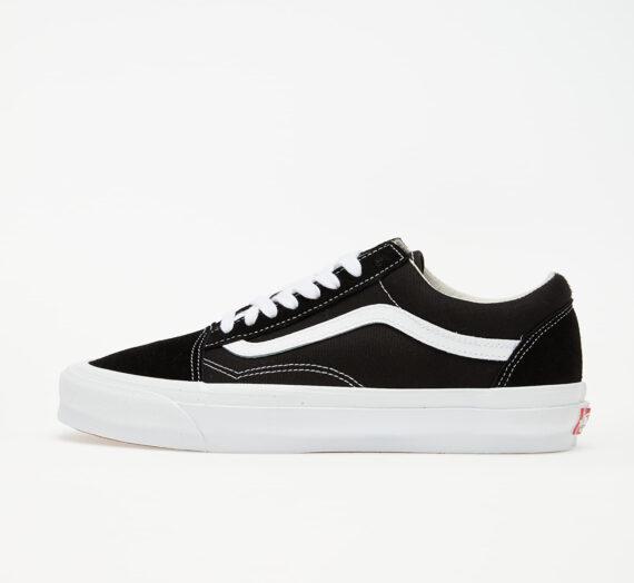 Мъжки кецове и обувки Vans Vault OG Old Skool LX (Suede/ Canvas) Black 50874_8_5