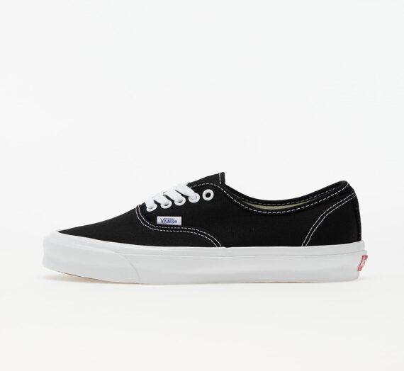 Мъжки кецове и обувки Vans Vault OG Authentic LX (Canvas) Black/ True White 50879_8_5