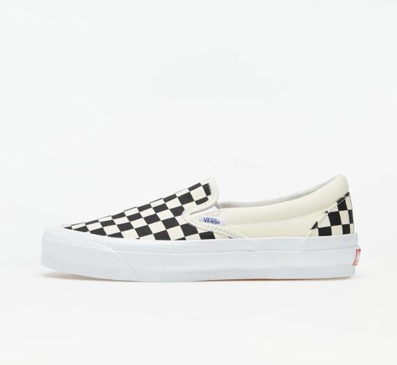 Мъжки кецове и обувки Vans OG Classic Slip-On (Canvas) Checkerboard 50900_8_5