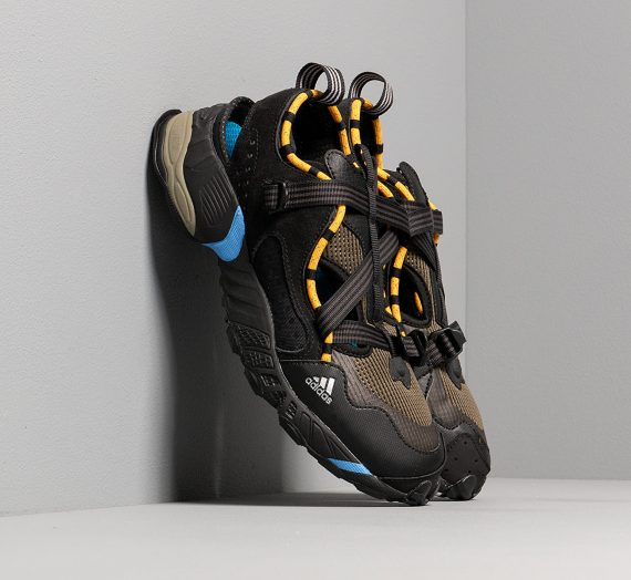 Мъжки кецове и обувки adidas Novaturbo H6100LT Core Black/ Active Gold/ Mesa 52036_8_5