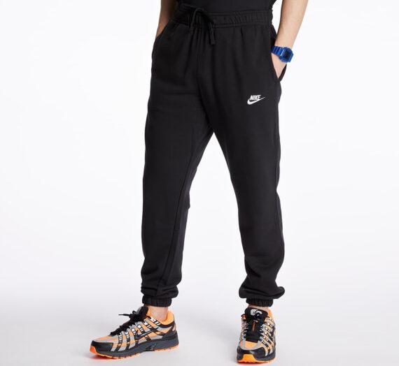 Дънки и панталони Nike Sportswear Club Pants Black/ Black/ White 52636_L