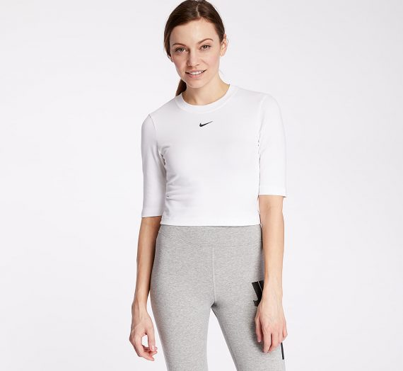 Топове Nike Sportwear Essential Top White 52953_L