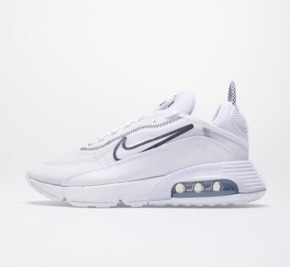 Дамски кецове и обувки Nike W Air Max 2090 White/ Black-Wolf Grey 53112_6