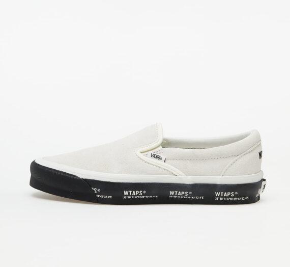 Мъжки кецове и обувки Vans OG Classic Slip-On (Wtaps) Gps/ White 56530_12