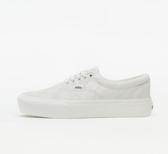 Мъжки кецове и обувки Vans Era Platform (Animal) Emboss/ Blanc De Blanc 56620_4_5