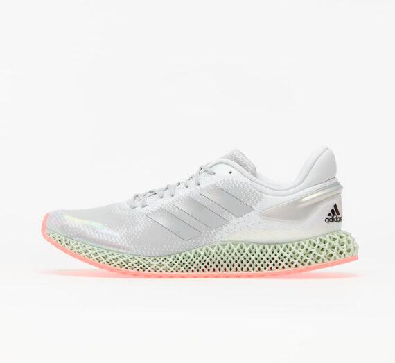 Мъжки кецове и обувки adidas 4D Run 1.0 Ftw White/ Silver Metalic/ Signature Pink 58732_9_5