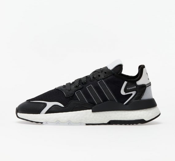 Мъжки кецове и обувки adidas Nite Jogger Core Black/ Core Black/ Ftw White 58996_9