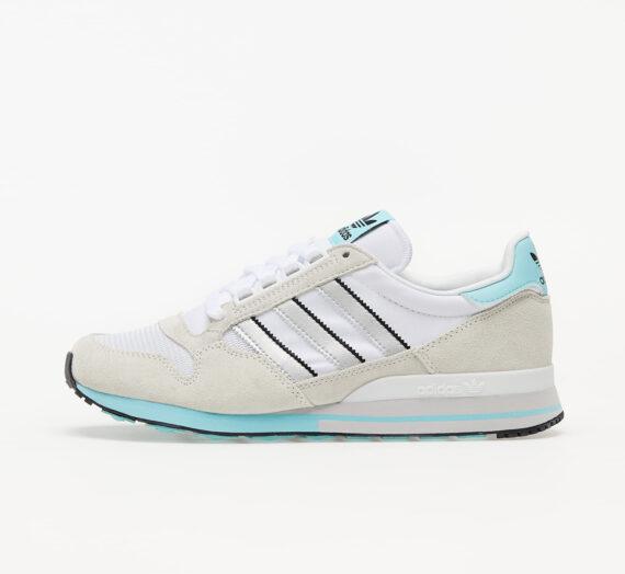 Мъжки кецове и обувки adidas ZX 500 Off White/ Silver Metalic/ Ftw White 59122_8