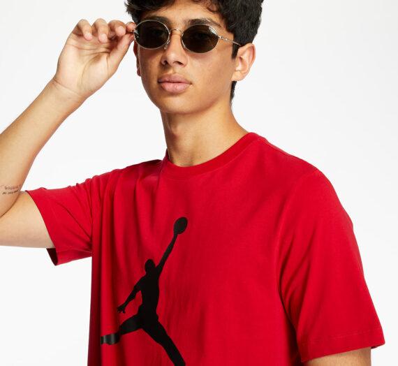 Тениски Jordan Air Jumpman Tee Red 59863_S
