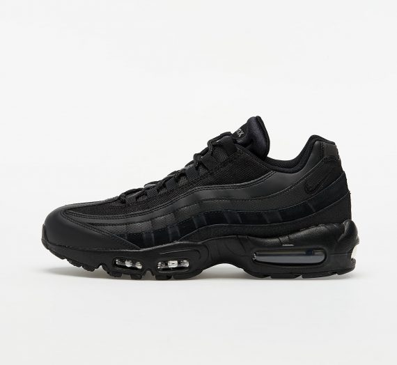 Мъжки кецове и обувки Nike Air Max 95 Essential Black/ Black-Dark Grey 60505_7_5