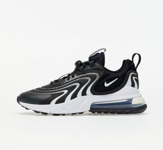 Мъжки кецове и обувки Nike Air Max 270 React ENG Black/ White-Dk Smoke Grey-Wolf Grey 60853_9
