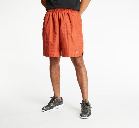 Къси панталони NikeLab Flash Shorts Firewood Orange 61828_L