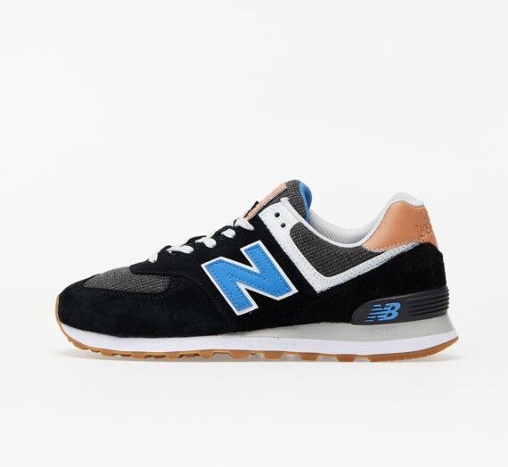 Мъжки кецове и обувки New Balance 574 Black 64951_9