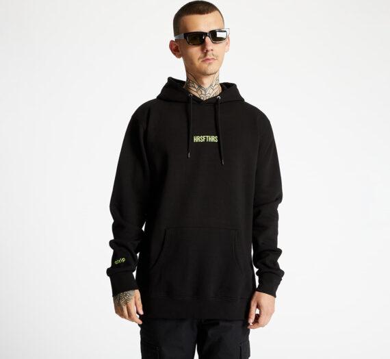 Суичъри и пуловери Horsefeathers Bram Atrip Sweatshirt Black 72412_S