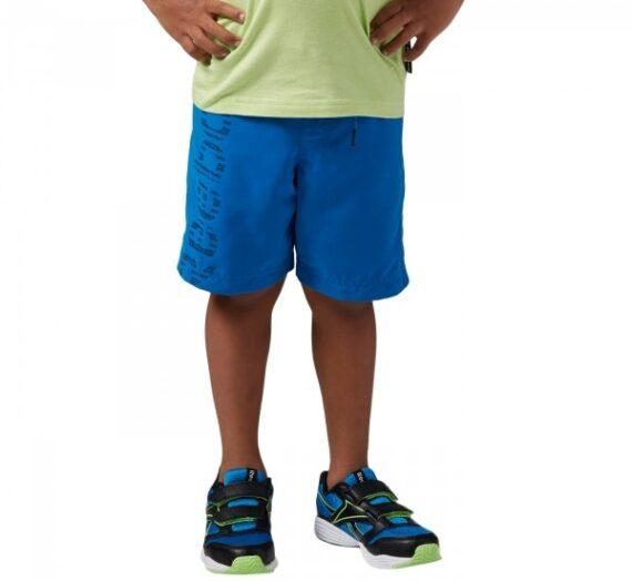 Reebok BOYS ESS BEACHWEAR SHORT синьо 11-12 – Къси панталони за момчета 770275