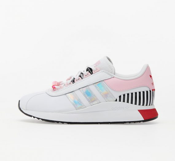 Дамски кецове и обувки adidas SL Andridge W Ftwr White/ True Pink/ Vivid Red 80344_7