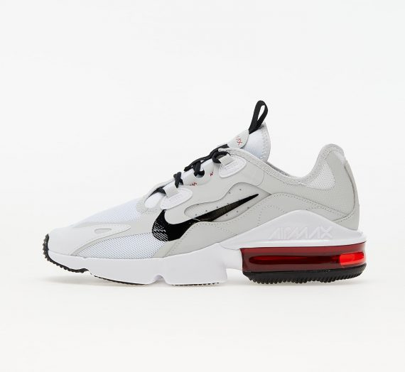 Мъжки кецове и обувки Nike Air Max Infinity 2 White/ Black-University Red-Photon Dust 81034_8