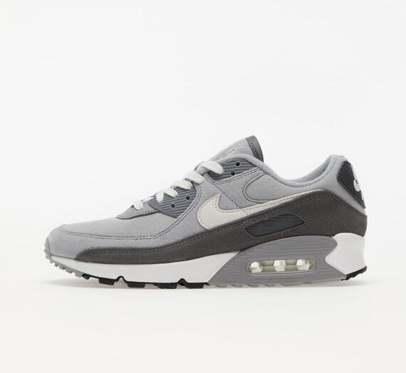 Мъжки кецове и обувки Nike Air Max 90 Premium Lt Smoke Grey/ White-Particle Grey 86251_9_5