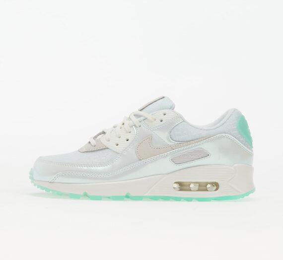 Дамски кецове и обувки Nike Wmns Air Max 90 Sail/ Light Violet-Summit White-White 86416_8_5